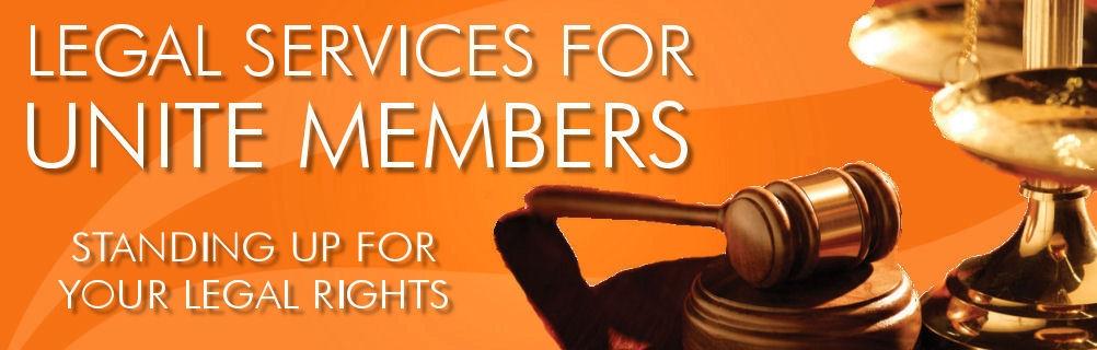 Unite legal services