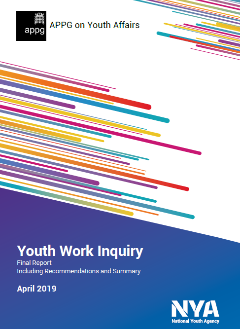 There really is No Time to Waste as APPG  on Youth Affairs publishes report